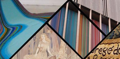 A Aubusson, la tapisserie renoue avec la création | Textile Horizons | Scoop.it