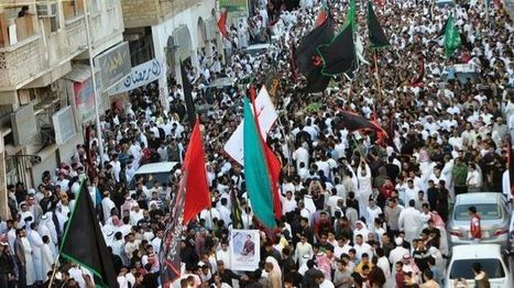 #KSA: fresh demo in #Qatif | From Tahrir Square | Scoop.it