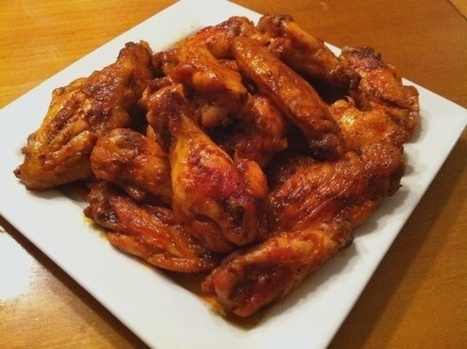 The Best Buffalo Chicken Wings Recipe | Feature Dish | Sweet Treats, Good Eats & Drinks | Scoop.it