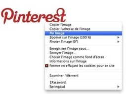 Une extension Firefox pour épingler rapidement sur Pinterest | Social Media l'Information | Scoop.it