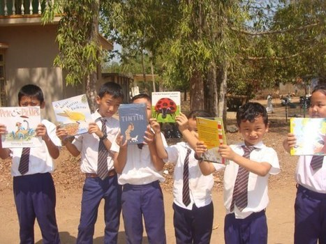 How you can help India's first free public library for the Tibetan exile community | Library world, new trends, technologies | Scoop.it