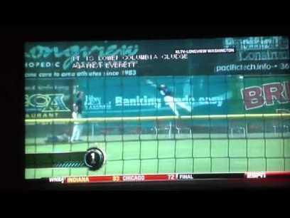 LCC's Derek Salberg catches game winning ball!   Share This   Scoop.it
