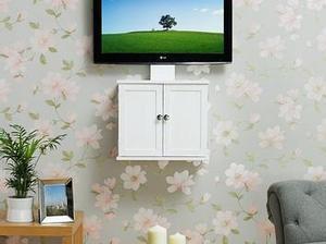 Créez une armoire murale suspendue en bois. #Idée #DIY #déco | Best of coin des bricoleurs | Scoop.it