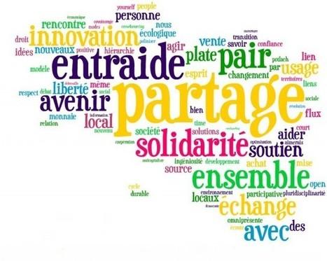 Retour sur le tour de France de Ouishare  : l'économie collaborative, c'est quoi pour vous ? | La fabrique de paradigme | Scoop.it