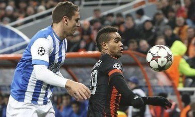 Shakhtar Donetsk gun down Real Sociedad and set up Old Trafford finale | News | Scoop.it