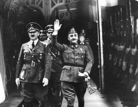 Franco y Hitler: un odio interesado | Legendo | Scoop.it