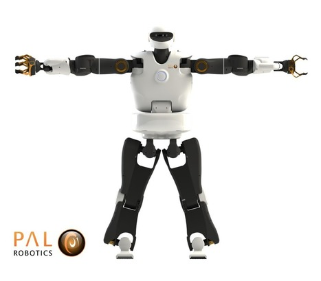 TALOS: the next step in humanoid robots from PAL Robotics | TheFutureIsNow | Scoop.it