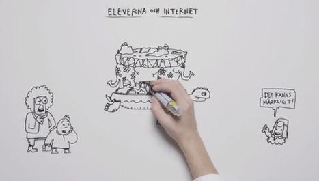 Så viktigt är internet för unga | Ikt Marias nyhetssida | Scoop.it