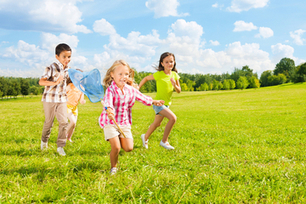 Kids May See Better If They Play Outside | Anatomy & Physiology articles | Scoop.it