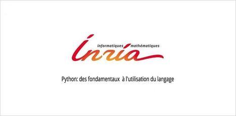 MOOC Python : des fondamentaux à l'utilisation du langage... A partir du 03/11 | Semantic and Education | Scoop.it