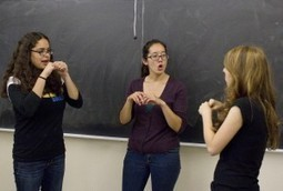 Listen: Bruins push for expansion of American Sign Language ... | Deaf, Not Disabled | Scoop.it