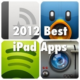 Best iPad Apps of 2012 | Pscyhology, Education, Online Jobs | Scoop.it