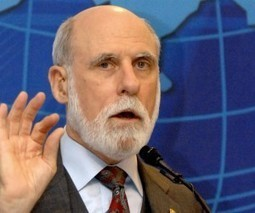 Tech pioneer Vint Cerf on the age of #context and why you can't be a citizen of the Internet | #PRISM | e-Xploration | Scoop.it