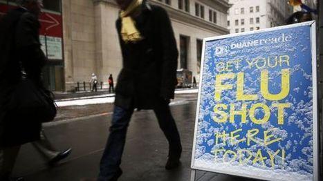 Flu Outbreak Spreads Across US, Affects Young Adults | School Nursing | Scoop.it