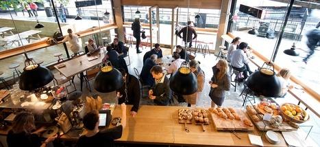 Faut-il implanter des cafés dans les villes pour attirer l'innovation? | Ouvrir ou reprendre un commerce | Scoop.it