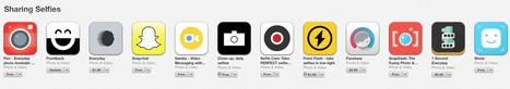 Apple's App Store Spotlights the Selfie - TNW | iPads in Education | Scoop.it