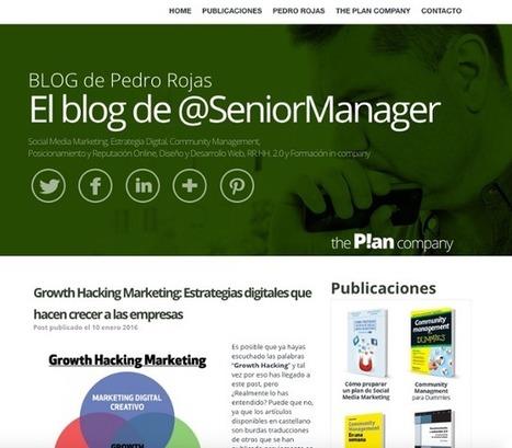 Los 19 mejores blogs de marketing digital en español | comunicologos | Scoop.it