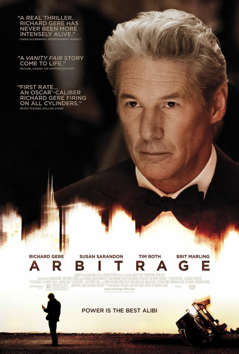 Arbitrage | Christopher Lock Mini-Film Reviews | Scoop.it