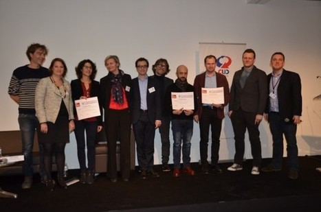 IL Y A 1 AN...1er Prix Patrimoine & Innovation(s): les 3 gagnants 2015 | Clic France | Scoop.it