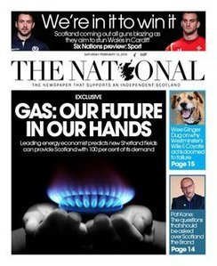 Gas: Our future in our hands as new fields could supply all of Scotland | My Scotland | Scoop.it