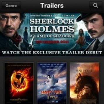 Apple Updates iTunes Movie Trailers App for iPad?s Retina Display - PC Magazine | Machinimania | Scoop.it