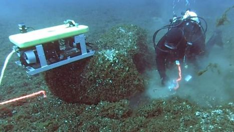 Ancient Hunting Camp Found Beneath Lake Huron | Ab's Scuba diving news | Scoop.it