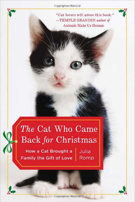 The Cat Who Came Back for Christmas: How a Cat Brought a Family ... | Christmas Cat Ornaments and Cards | Scoop.it