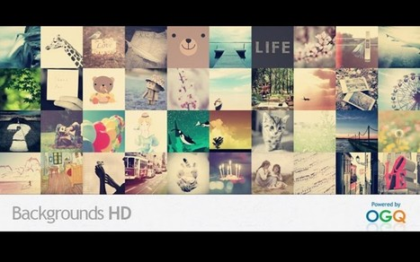 L'application du jour : Backgrounds HD | netnavig | Scoop.it