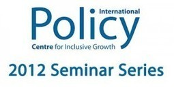 IPC-IG Seminar Series: Brazilian South-South Cooperation in Human Rights: a new perspective | Press Room | News about South-South and Triangular Cooperation projects | Scoop.it