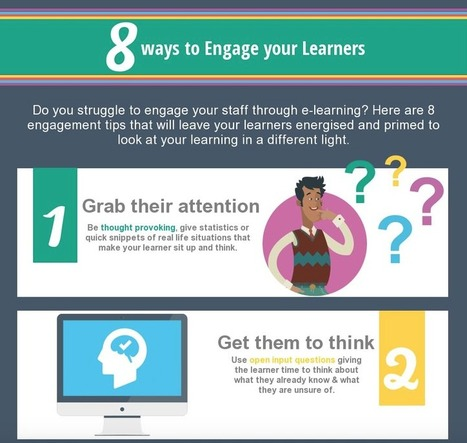 8 Ways to Engage your Learners | Teacher's corner | Scoop.it