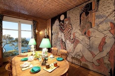 Straying off the Art Path on the Riviera - FranceToday.com | Saint-Jean-Cap-Ferrat (English posts) | Scoop.it