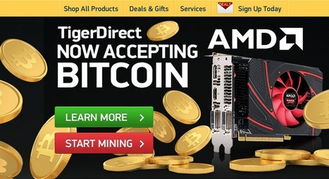TigerDirect Expands Bitcoin Payments to Canada, Mobile Devices - CoinDesk | Prepaid and Emerging Payments | Scoop.it