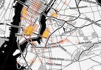 STREET-ART • Une carte interactive des spots de graffitis de New ... - Courrier International | Lifestyle and Art | Scoop.it