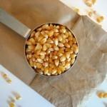 How to Microwave Gourmet Popcorn in a Brown Paper Bag   VIM   Scoop.it