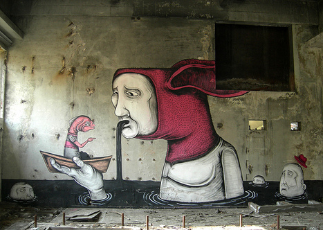 Fabrizio Sarti aka Seacreative | Painter | Street-Artist | les Artistes du Web | Scoop.it