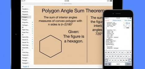 Geometry Stash 2 Now Available Free on the App Store - AVATAR GENERATION | iPads in Education | Scoop.it