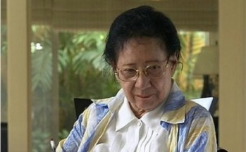 Anita Magsaysay-Ho, pillar of Filipino modernist art, passes away at age 97 - InterAksyon.com | Visual Culture and Communication | Scoop.it