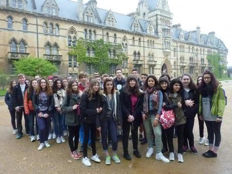 Les collégiens de Pasteur en Angleterre | Le Collège dans la presse | Scoop.it