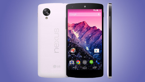 Launch of Google's New Nexus 5 | Mobile Application Development - iPhone, Android, iOS & Windows Mobile | Scoop.it
