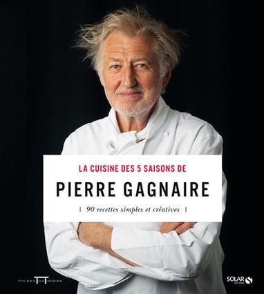 Pierre Gagnaire, le sphinx cuisinier | tendances food | Scoop.it