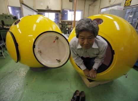 Le Japon invente une mini-Arche de Noé pour survivre aux tsunamis | Japan Tsunami | Scoop.it