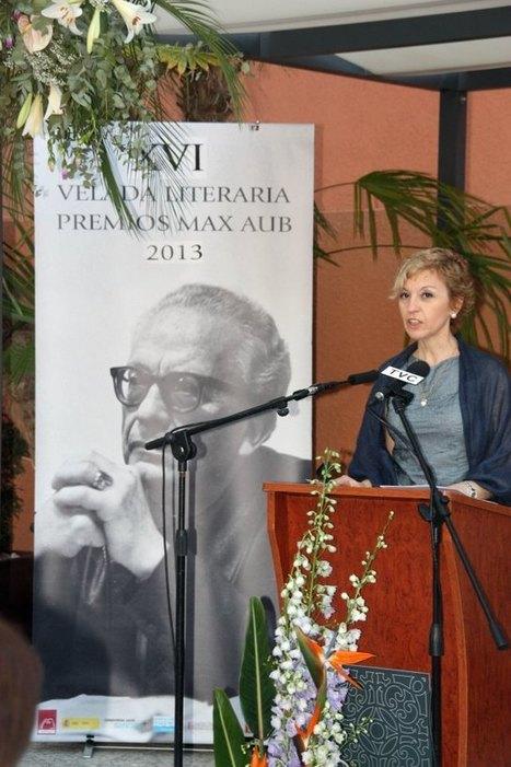 Entrega de los premios Max Aub   mirar con palabras   Noticias Literarias   Scoop.it