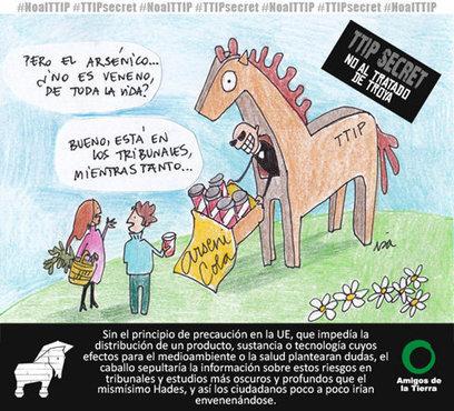 Un tratado sin principios - nuevatribuna.es | Organismos Genéticamente Modificados | Scoop.it