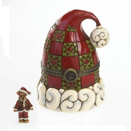 Christmas Trinket Boxes | Ideas for Christmas Gifts and Decorating | Scoop.it