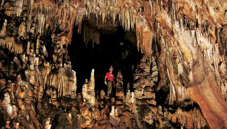 La chute de la cité de Teotihuacán expliquée par une stalagmite | Aux origines | Scoop.it