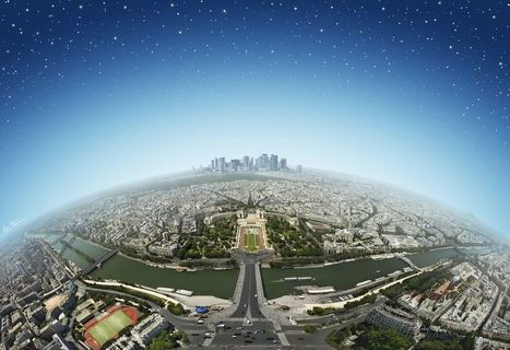 10 Most Beautiful Views From The Top Of Famous Landmarks | Earth Traveling | Amazing photography | Scoop.it