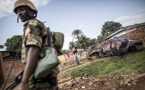 HRW: African Union peacekeepers involved in kidnapping - Al Jazeera America | NGOs in Human Rights, Peace and Development | Scoop.it
