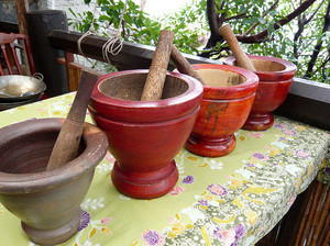 Real Chefs Grind It With A Mortar And Pestle : NPR | On the Plate | Scoop.it
