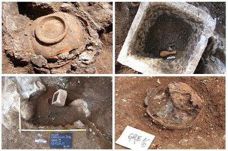 Construction works uncover first century Roman necropolis in Croatia | Histoire et Archéologie | Scoop.it