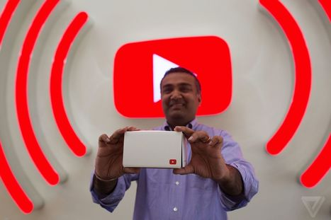 YouTube introduces live 360 video | 3D Virtual-Real Worlds: Ed Tech | Scoop.it